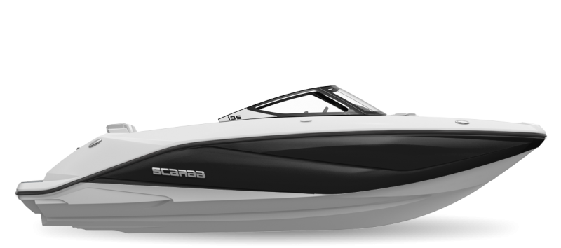 2018 Scarab 195 G Center Console