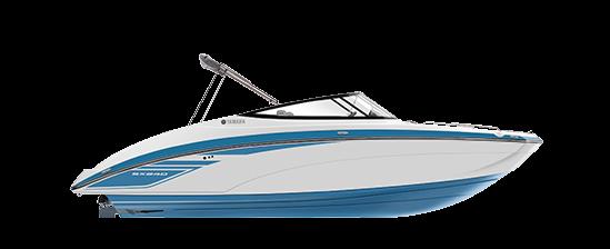 2016 Yamaha SX240 Jet Boat