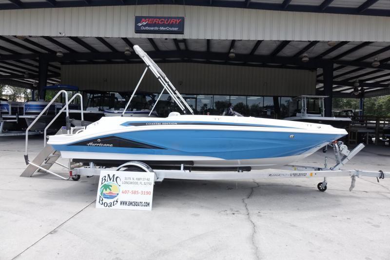 2021 Hurricane SS 185-0B Deck Boat