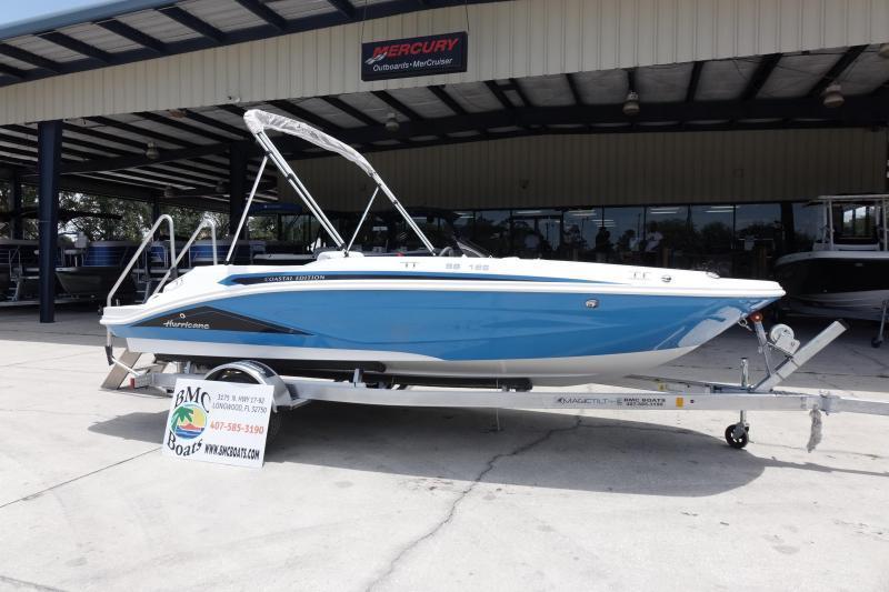 2022 Hurricane SS 185-0B Deck Boat