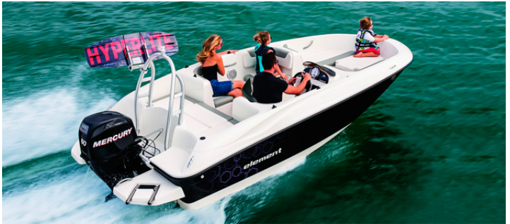 2021 Bayliner Boats Element E16 Deck Boat