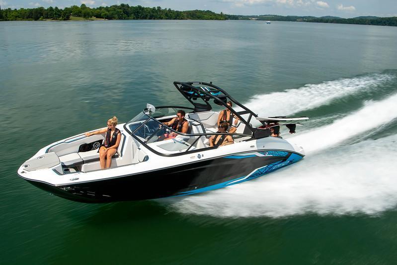 2021 Yamaha 252 XE Jet Boat