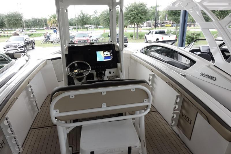 2021 Yamaha 255 FSH Sport Center Console