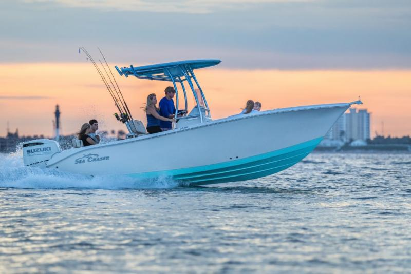 2022 Sea Chaser 22 HFC Fishing Boat