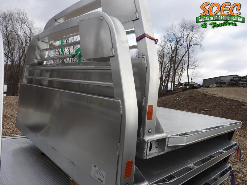2021 CM Truck Beds ALRS 84/84/42 Truck Bed