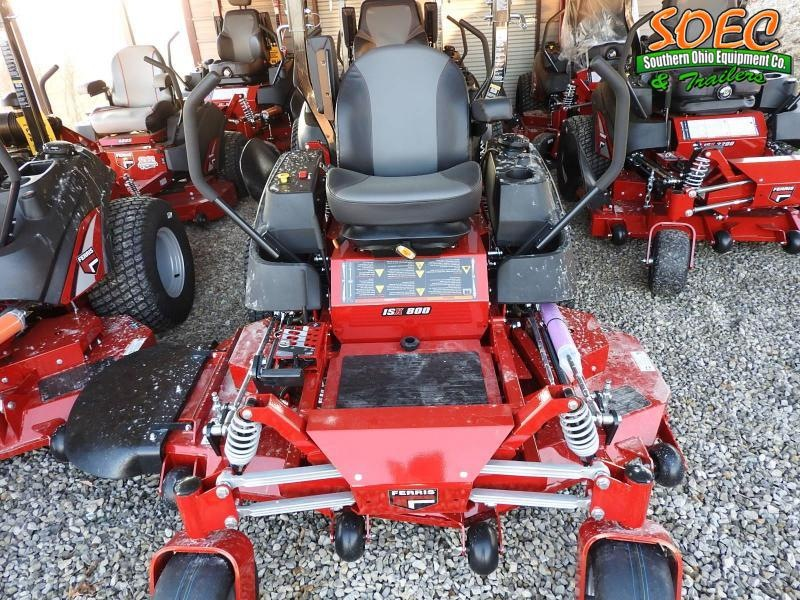 "2021 Ferris Mowers ISX800 EFI ETC B&S 27 HP 61"" Deck 5901879"