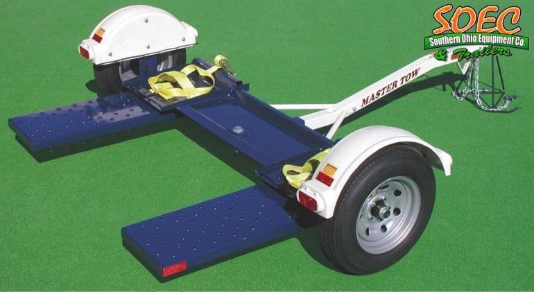 2022 Master Tow Model 80THDSB Tow Dolly - Surge Brake