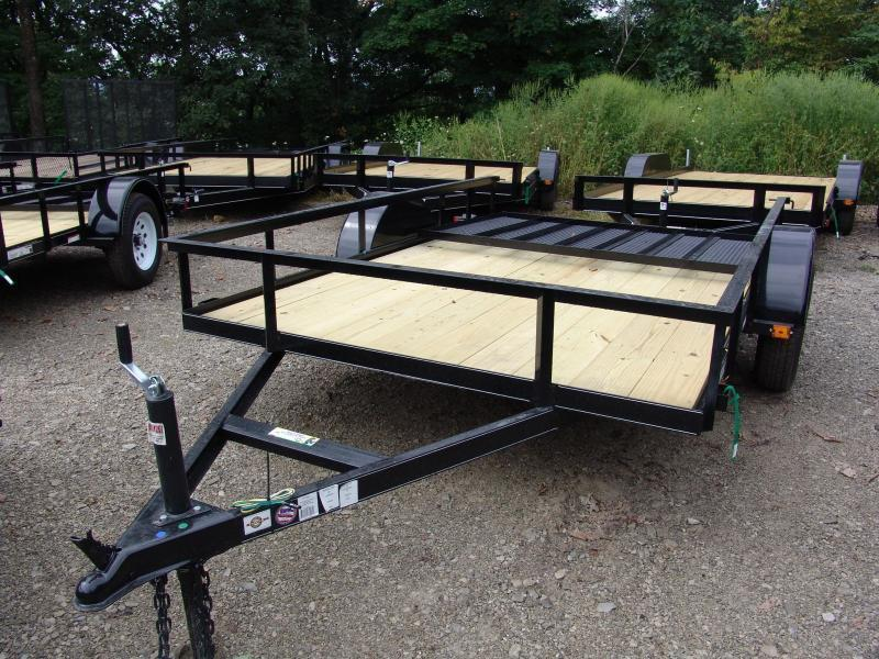 2021 Carry-On 6x10 GW Utility Trailer
