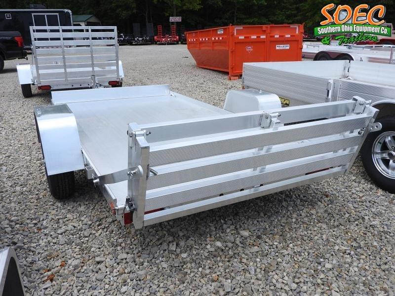 2022 Aluma 6310BT Utility Trailer