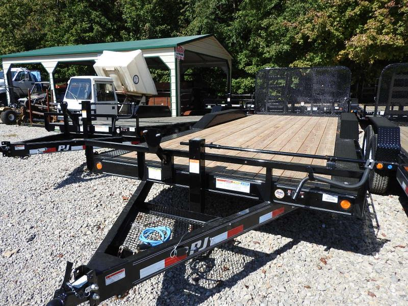 "2020 PJ B6 20' x102"" Heavy Duty Gate 14k Buggy Hauler"