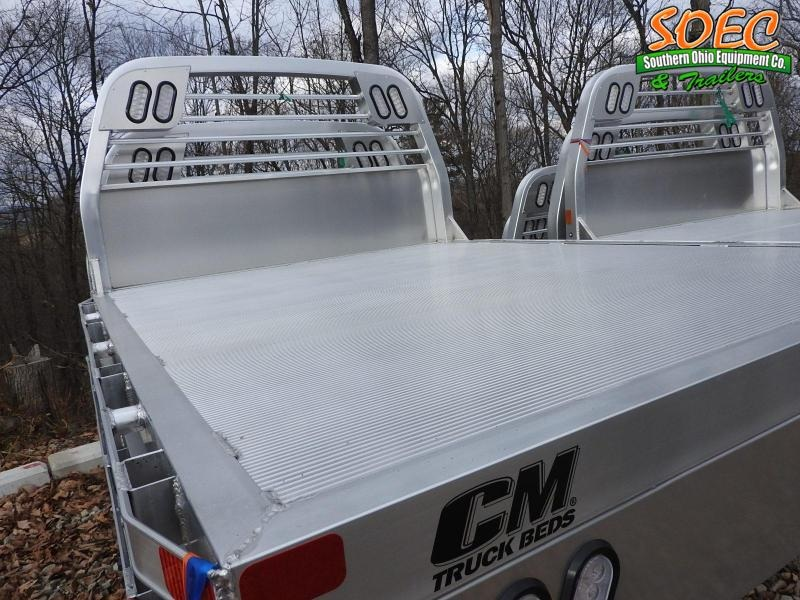 """2021 CM Truck Beds ALRS 8'6""""/84/38 Truck Bed"""