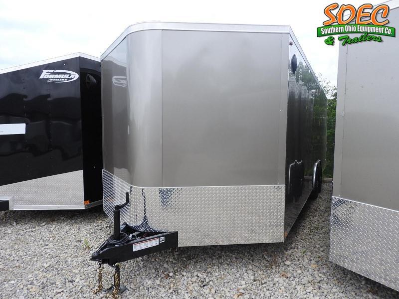 2021 Legend Trailers 8.5x26 STV Cyclone Enclosed Cargo Trailer