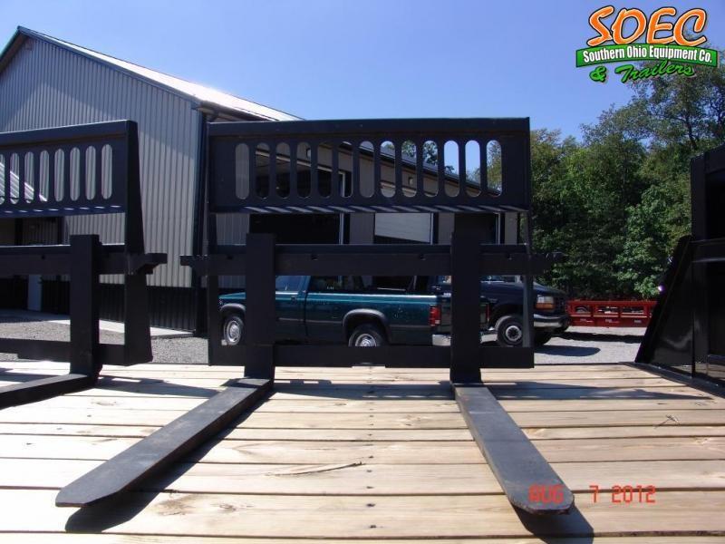 """SOEC 48"""" Forks Brand New Skid Steer Forks"""