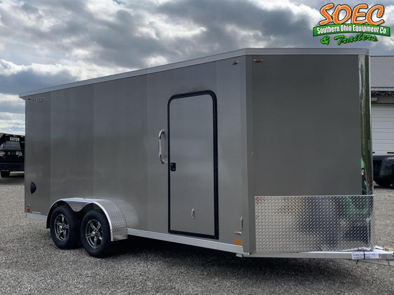 "2021 Legend Trailers 7x19 FTV w/ 6"" Extra Height Enclosed Cargo Trailer"