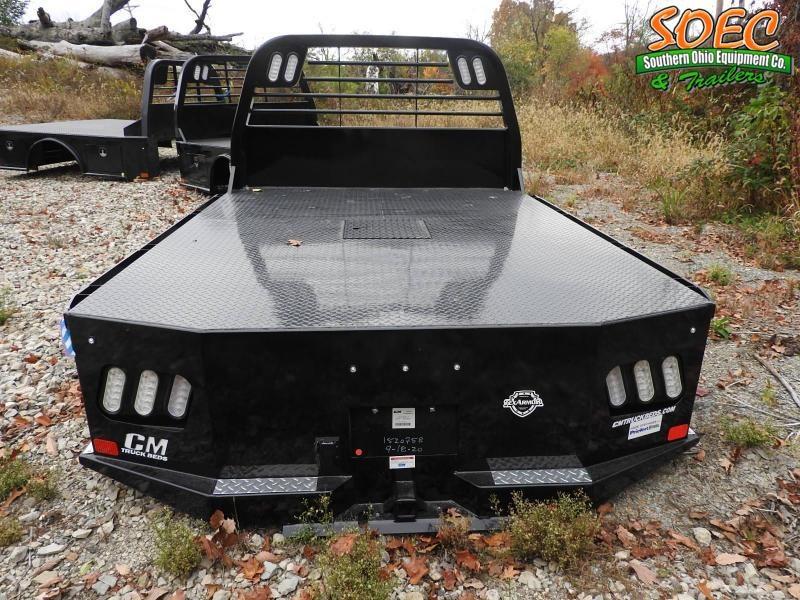 CM SK 8'6/84/56/38 Truck Bed / Equipment