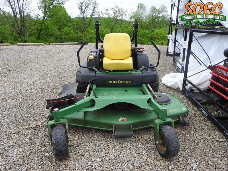 "John Deere Ztrak 72"" Lawn Equipment"