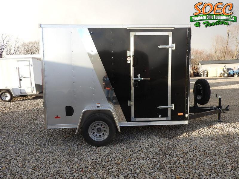 2020 MTI Trailers MDLX 6x10 Enclosed Cargo Trailer