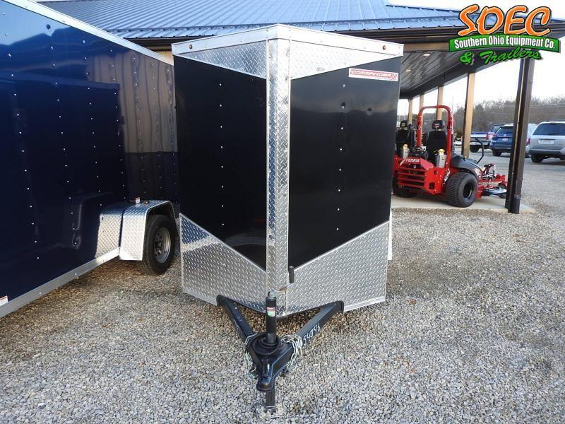 2020 MTI Trailers MWT 5x8 Enclosed Cargo Trailer