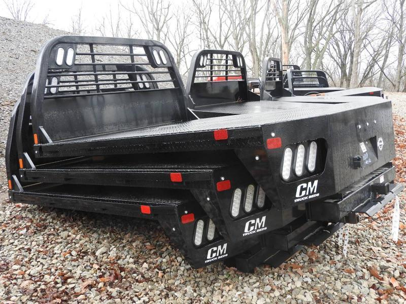 CM RD 8'6/84/56/38 Truck Bed / Equipment
