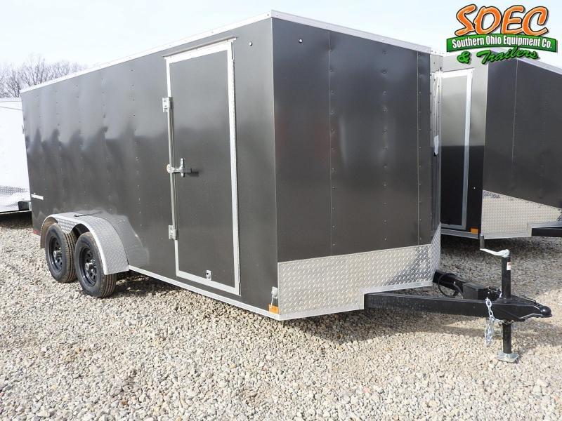 2021 Formula Traverse 7x16 Enclosed Cargo Trailer
