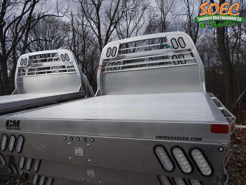 2021 CM Truck Beds ALRS 84/84/38 Truck Bed S&D
