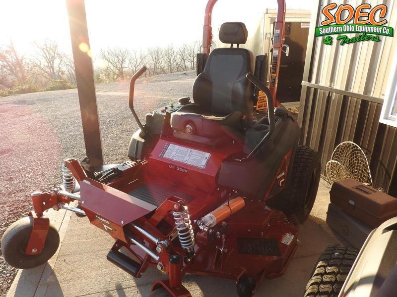 "2021 Ferris ISX3300 ETC 5901881 61"" Deck Lawn Mower"