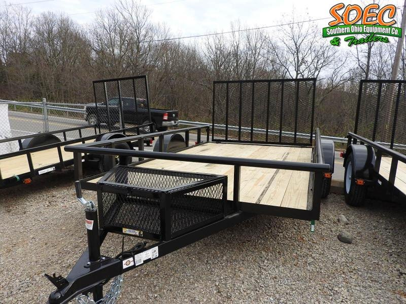 2021 Carry-On 7x12GWPT Utility Trailer