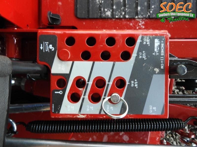 "Ferris Mowers ISX 2200Z 5901845 28HP EFI 61"""