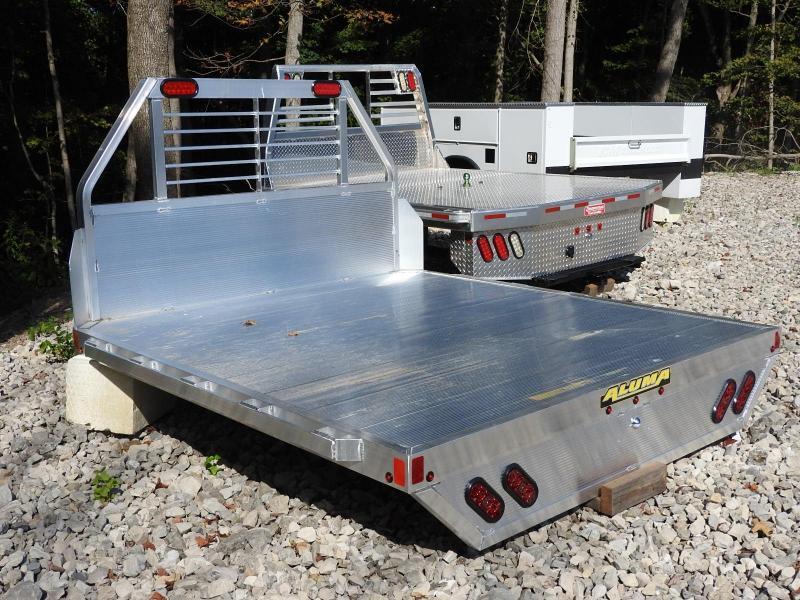 "2021 Aluma 81"" x 87"" Truck Bed 81087"