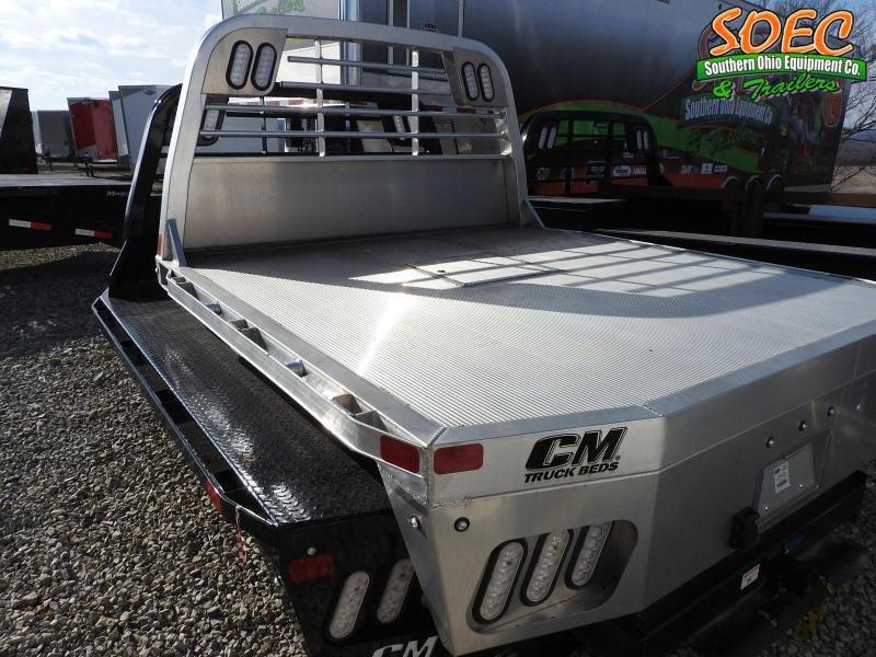 CM Truck Beds ALRD 84/ 84/ 42/ 42 Truck Bed