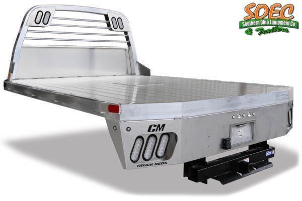 CM Truck Beds ALRD 8'6/ 97/ 58/ 42 Truck Bed