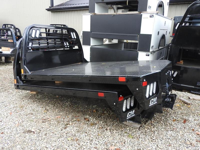 CM RD 8'6/97/56/38 Truck Bed / Equipment S&D