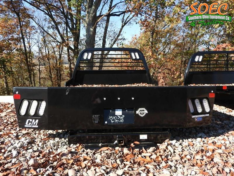 """CM RD 8'6""""/97""""/56 or 58/42 Truck Bed / Equipment"""