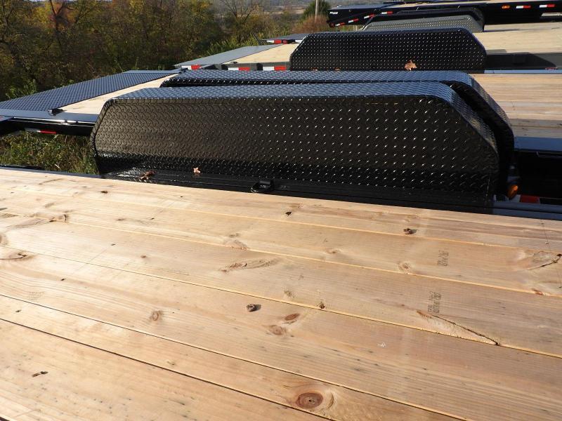 """2021 PJ T6  20' x 82"""" Tilt Trailer 14000 GVW Upgraded Rims"""