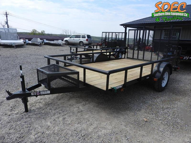 2020 Carry-On 7x12GWPT Utility Trailer