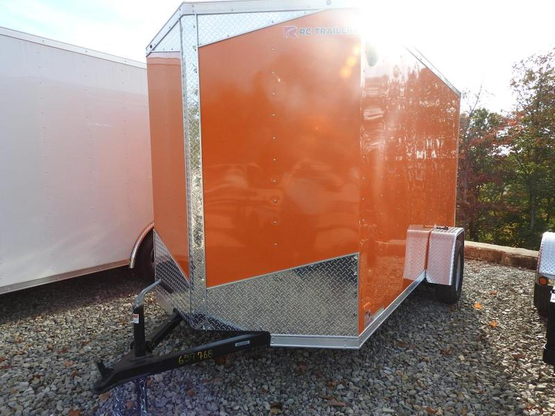 2021 RC Trailers RDLX 6 x 12 Enclosed Cargo Trailer