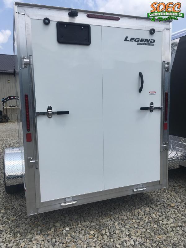 2022 Legend Trailers 6X13EVSA30 Enclosed Cargo Trailer