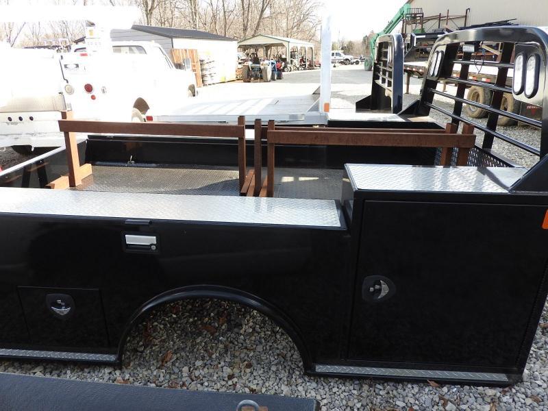 CM Truck Beds TM 9'4/ 84/ 60/ 34 Truck Bed