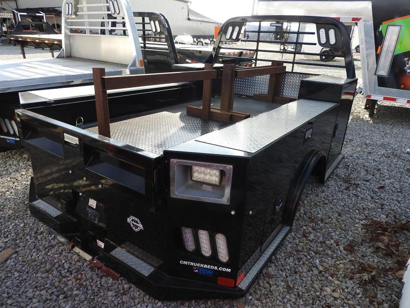 CM Truck Beds TM 9'4/ 84/ 60/ 34 Truck Bed