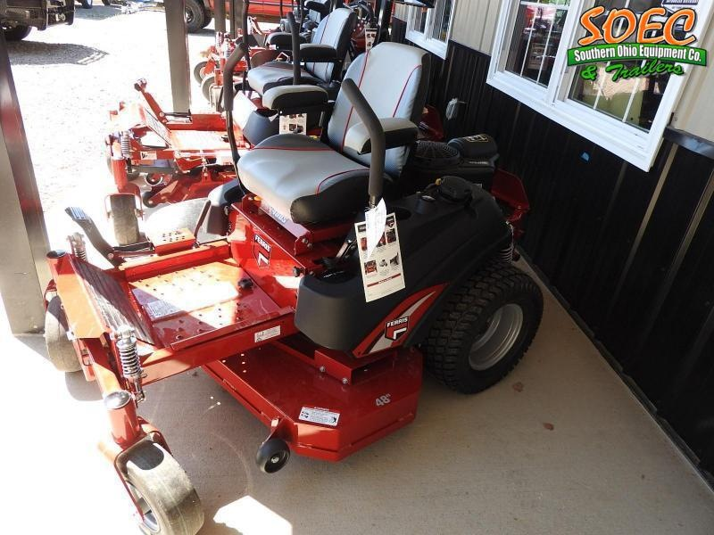 "Ferris Mowers 400S B&S Commercial Series 48"" Deck"