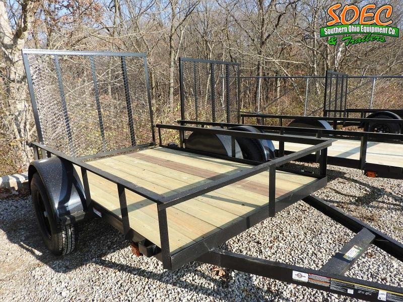 2021 Carry-On 5X8GW Utility Trailer