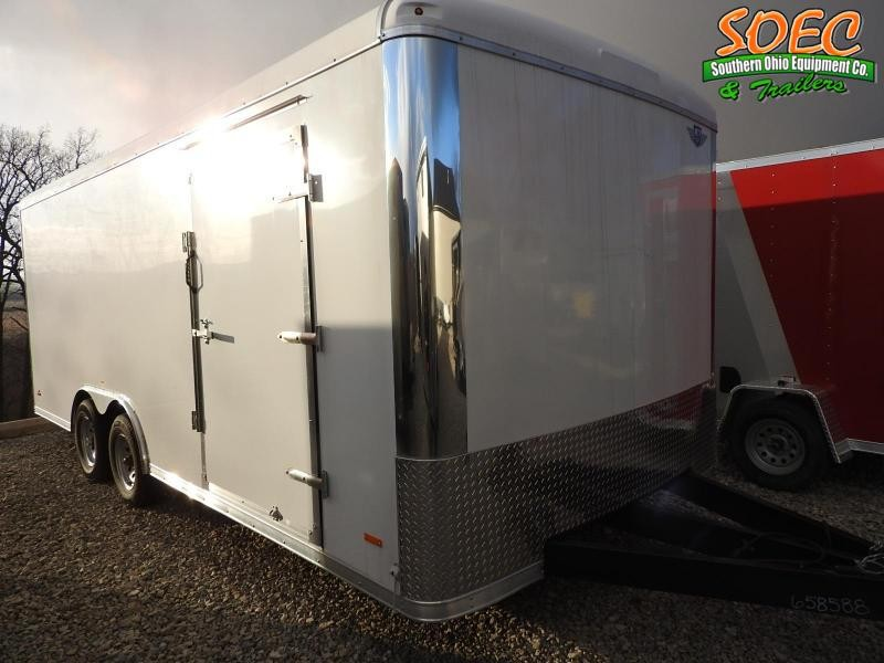 2020 MTI Trailers MTT 8.5x20 Car / Racing Trailer