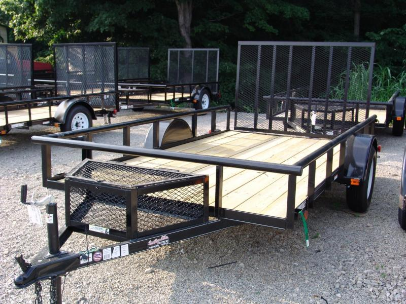 2020 Carry-On 7X14GWPTLED Utility Trailer