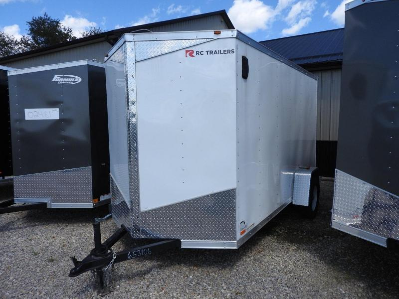2021 RC RWT 6x12 Enclosed Cargo Trailer