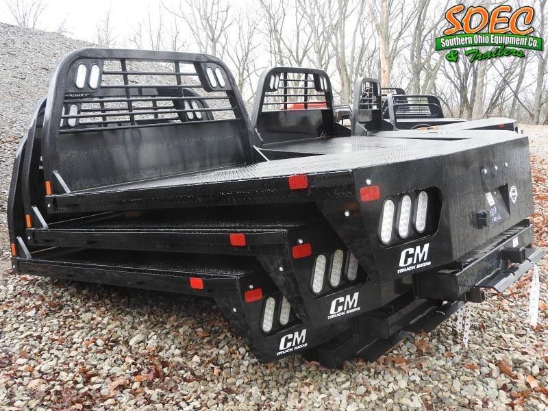 CM RD 8'6/84/56/38 Truck Bed / Equipment