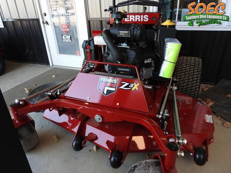 "2021 Ferris Mowers SRS Z3 5901692 61"" Deck Lawn Mower"