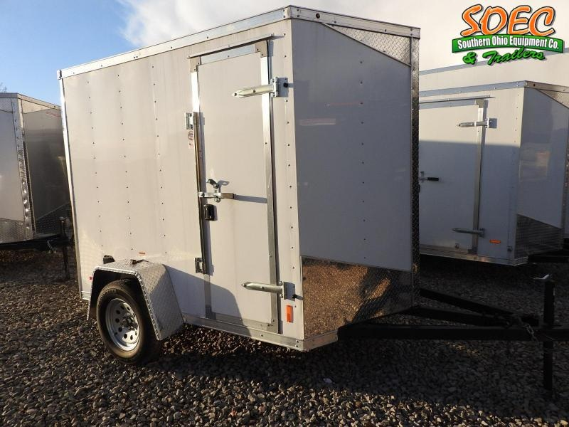 2020 MTI Trailers MDLX 6x8 Enclosed Cargo Trailer