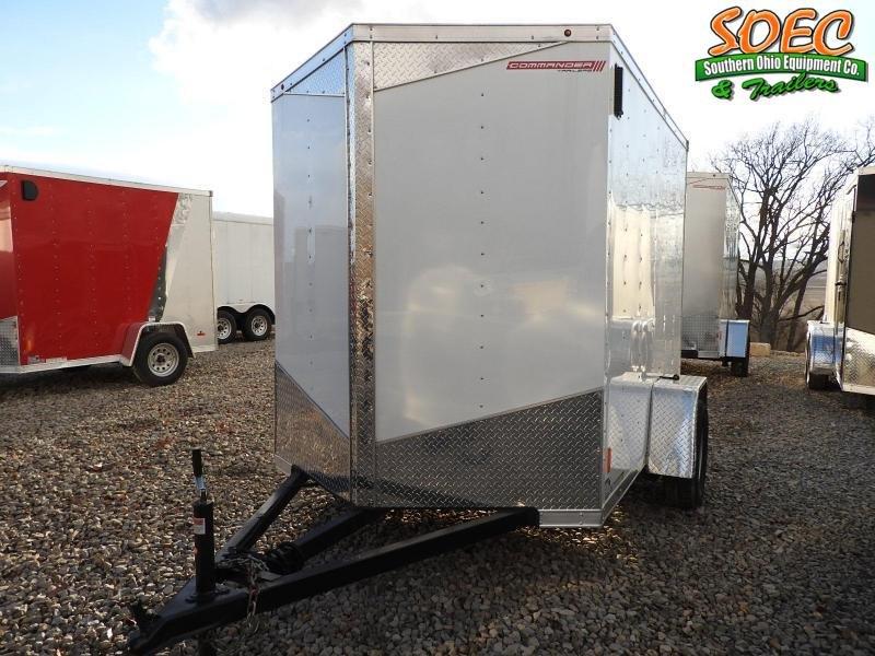 2020 MTI Trailers MDLX 6x8 Enclosed Cargo Trailer
