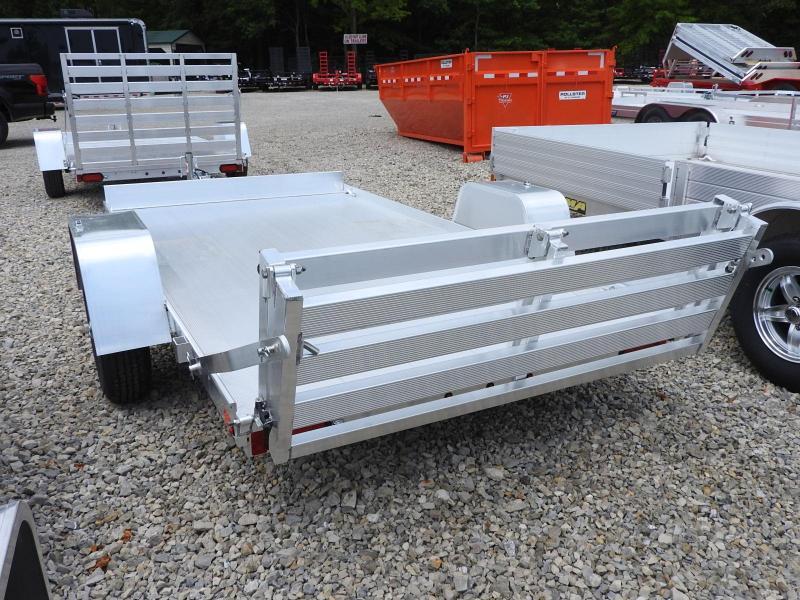 2021 Aluma 6310BT Utility Trailer