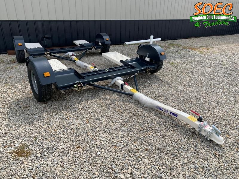 Stehl ST80TD Tow Dolly LED Lights Radial Tires